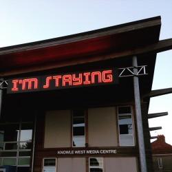 I'm Staying