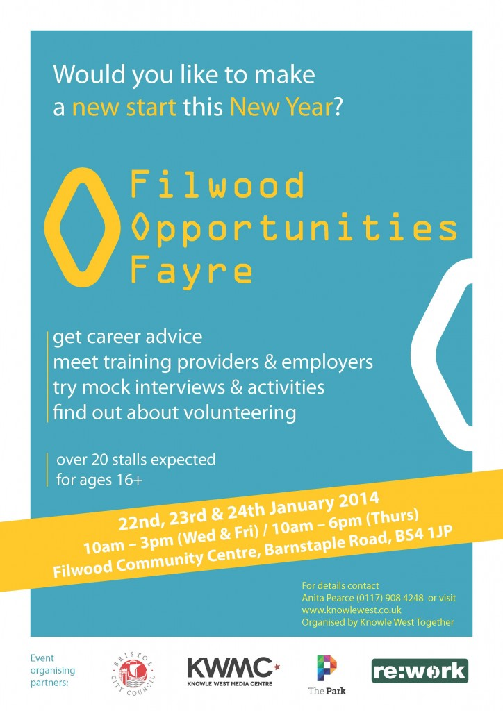 Filwood Opportunties Fayre