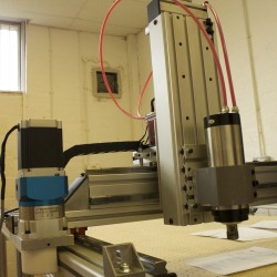 Eagle House CNC Machine