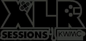 XLR Sessions Logo - KWMC (1 Col - P447c)