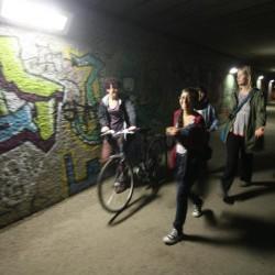 Mammalian Diving Reflex, Nightwalks with Teenagers (2)