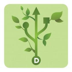 Democratree logo