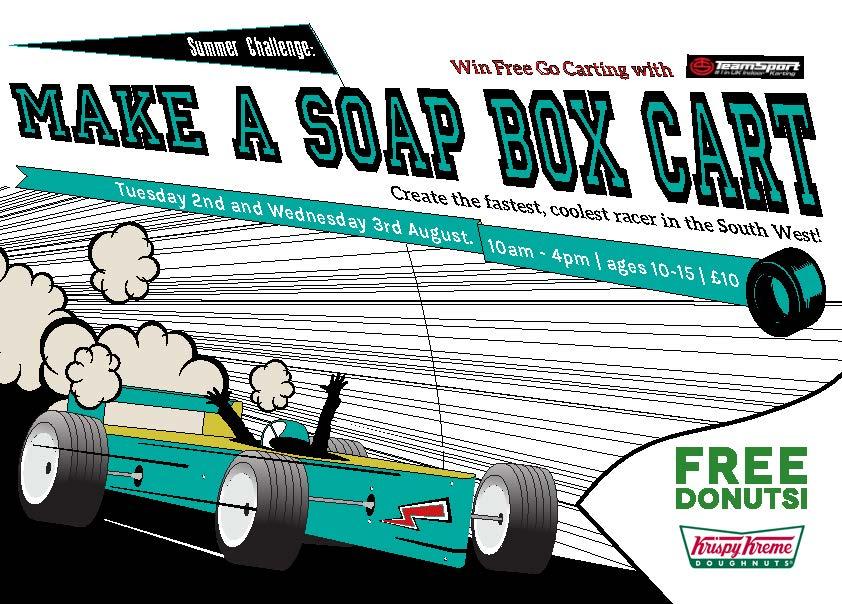 Soapbox Flyer